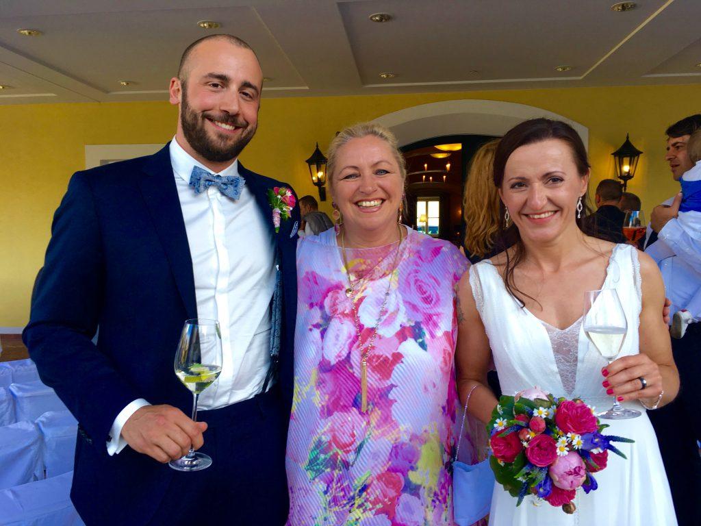 Freie Trauung Maria und Moritz mit Tanja Mazurek